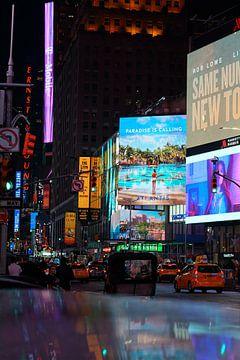 Times Square, New York City, Verenigde Staten van Joost Jongeneel