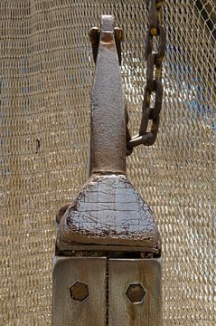Visserij gereedschap van Paul de Vos