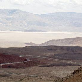 Death Valley van Henk Alblas