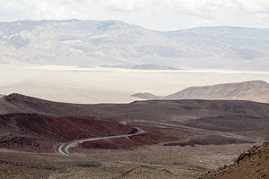 Death Valley van