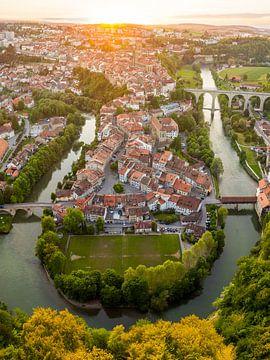 Fribourg von Renato Joller