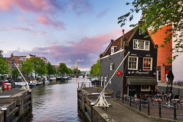 Sint Antoniesluis Amsterdam  von Dennis van de Water