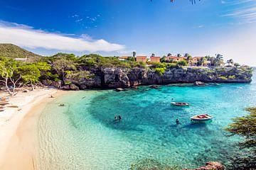 Curacao strand | Lagun beach curacao | stranden Curacao van Eiland-meisje