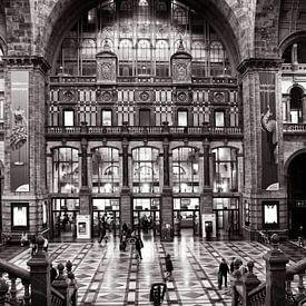 Stationshal Antwerpen van Bob Bleeker