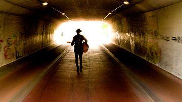 Tunnel vision van Eric Oosterbeek