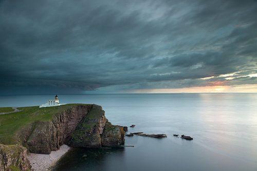 Lighthouse 2 van Desiree Tibosch