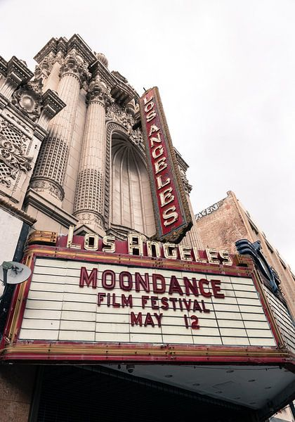 Los Angeles, Broadway theater