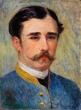 Pierre-Auguste Renoir, Monsieur Charpentier (1879) von Atelier Liesjes