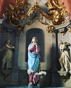 Maria in Vilnius van