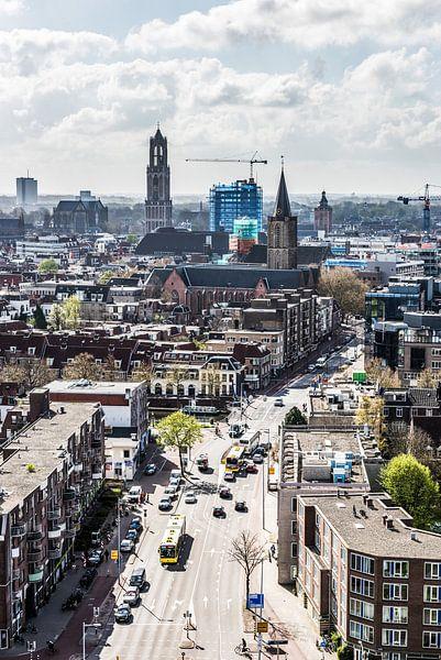 Domtoren van Utrecht. van De Utrechtse Internet Courant (DUIC)