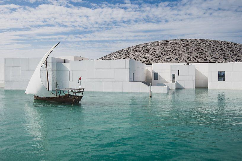 Louvre Abu Dhabi van Ronne Vinkx
