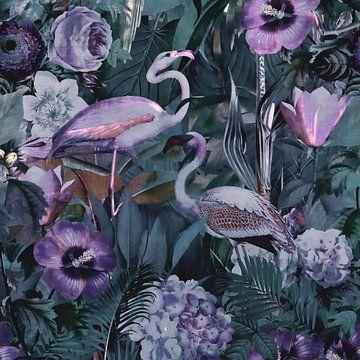 Nacht Im Dschungel von Andrea Haase