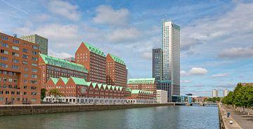 Spoorhaven Rotterdam von Henno Drop