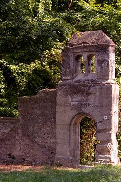 DE - baden-Württemberg : Old castle entrance van Michael Nägele