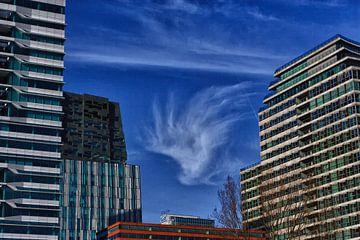 prachtige gebouwen in Amsterdam business park van foto-fantasie foto-fantasie