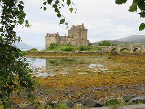 Eilean Donan kasteel in Schotland