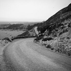 Wicklow Mountains van Margo Smit