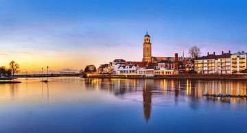 Deventer aan de IJssel, Nederland van Adelheid Smitt