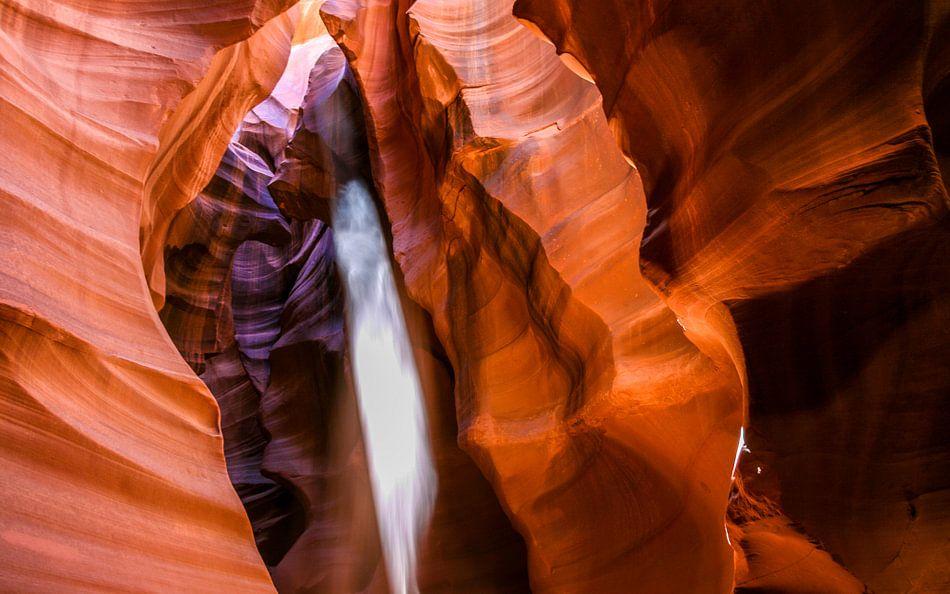 Antelope Canyon sunray, Arizona USA