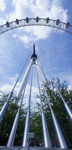 London Eye 1 van Angelique van 't Riet
