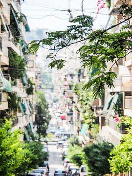 straten in Athene van Kayleigh Heppener