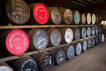 Tomatin whisky distillery van Eriks Photoshop by Erik Heuver
