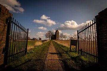 Kerk Marsum Groningen van Iris Mooy