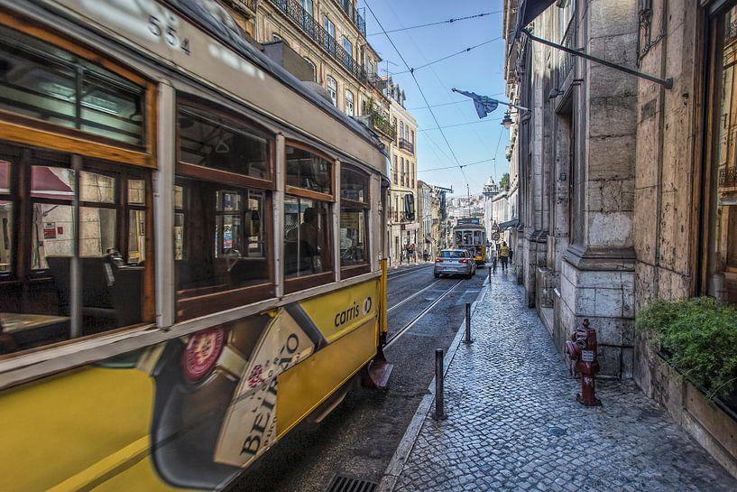 Lissabon 19 van Michael Schulz-Dostal