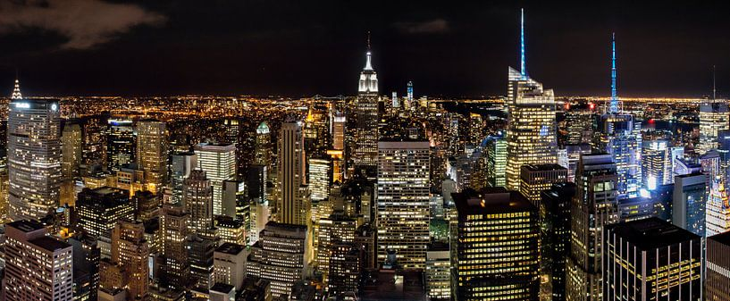 New York New York van Bas Wolfs