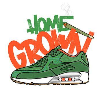 """Nike Air Max 90 """"Home Grown"""" von Pim Haring"""