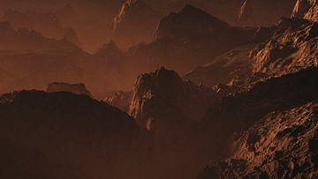 Bergtoppen van Ysbrand Cosijn