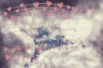 Er hangt liefde in de lucht van Christine Nöhmeier
