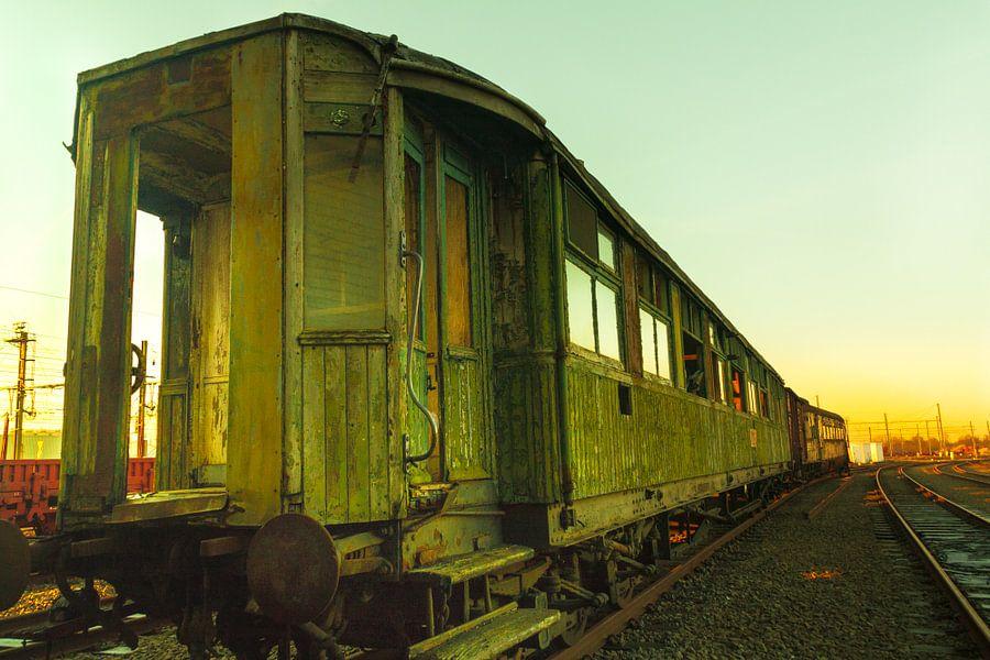 trein van Shadia Bellafkih
