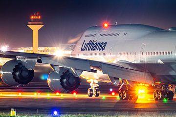 Lufthansa Boeing 747-8 van Rutger Smulders