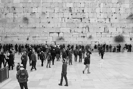 Klaagmuur, Jeruzalem