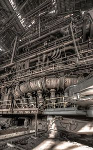 Blast furnace Urbex