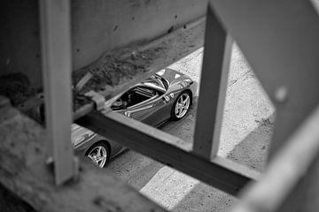 Ferrari 458 Italia versteckt von Rick Wolterink