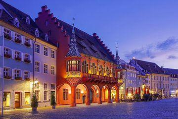 Historisch warenhuis Freiburg van Patrick Lohmüller