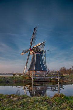 Windmühle der Helfer von Sandra de Heij