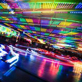 Kermis, een feest van licht en beweging van René van der Horst