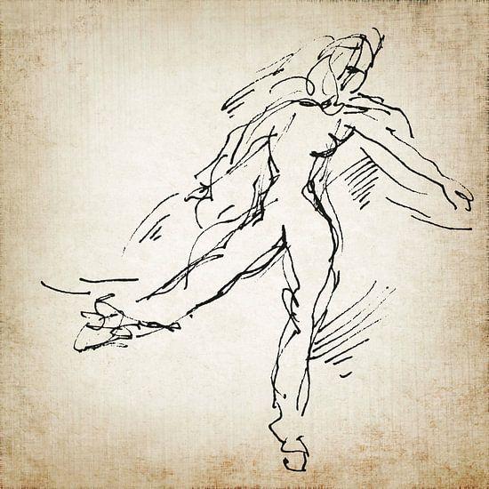 Danser toen en nu 2