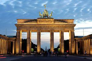 Berlijn, Brandenburger Tor van