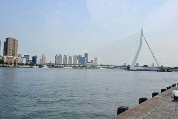 De Erasmusbrug in Rotterdam sur Georgina Fotografie