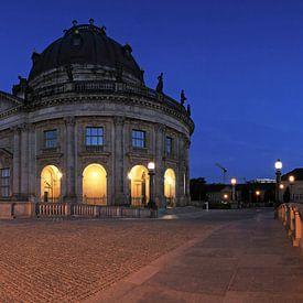 Bodemuseum Berlijn van Frank Herrmann