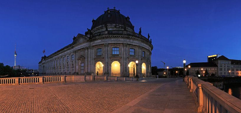 Bodemuseum Berlin sur Frank Herrmann