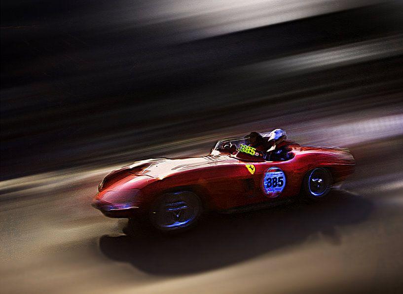 Mille Miglia 2015 Ferrari van Fons Bitter