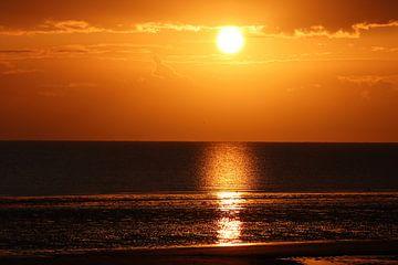 Sonnenaufgang von matthijs iseger