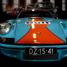 Blitse Porsche 911 van Anouschka Hendriks