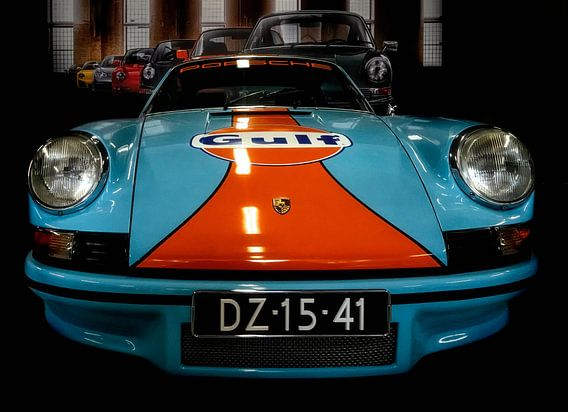 Blitse Porsche 911