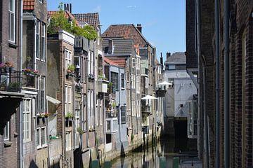 Fischbrücke Dordrecht von Michael van Eijk